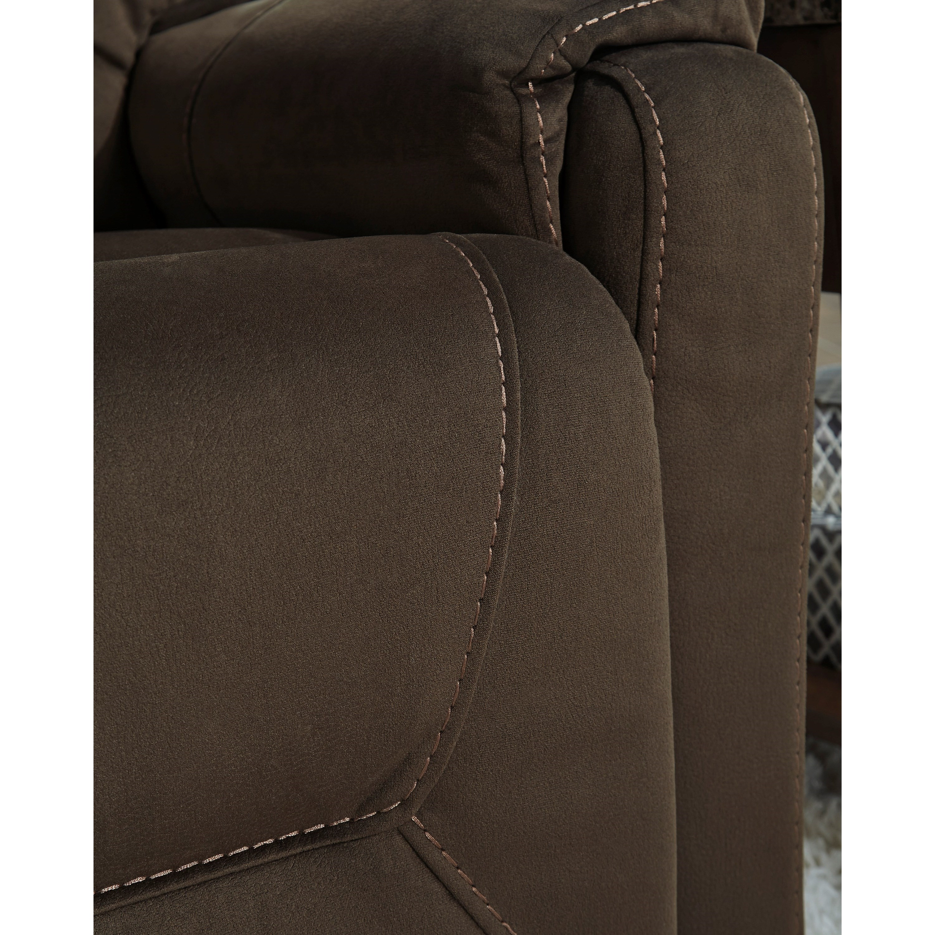 ashley furniture lift chair adirondack covers walmart signature design by samir power recliner with