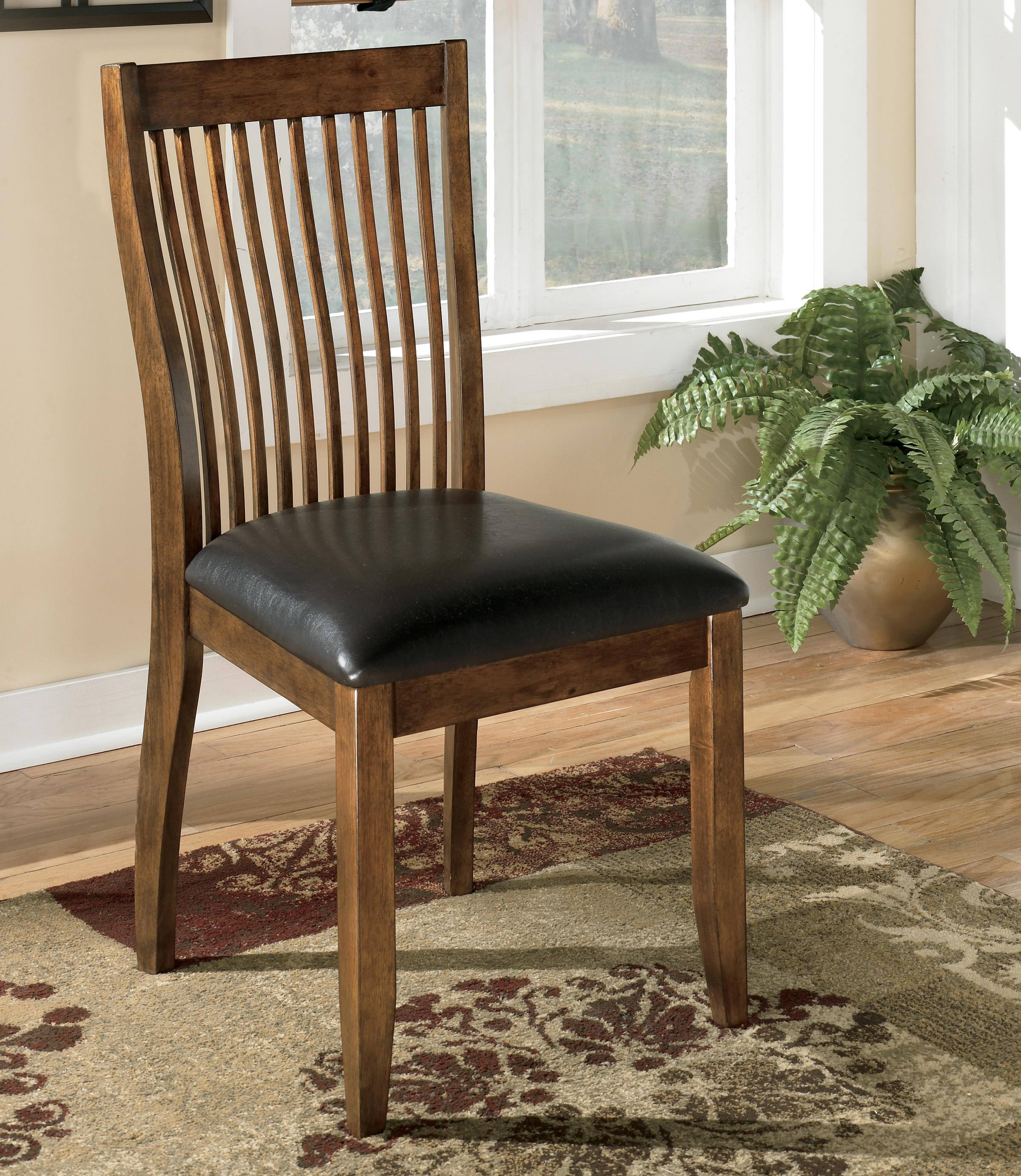 Ashley Furniture Dining Chairs Signature Design By Ashley Stuman Dining Side Chair