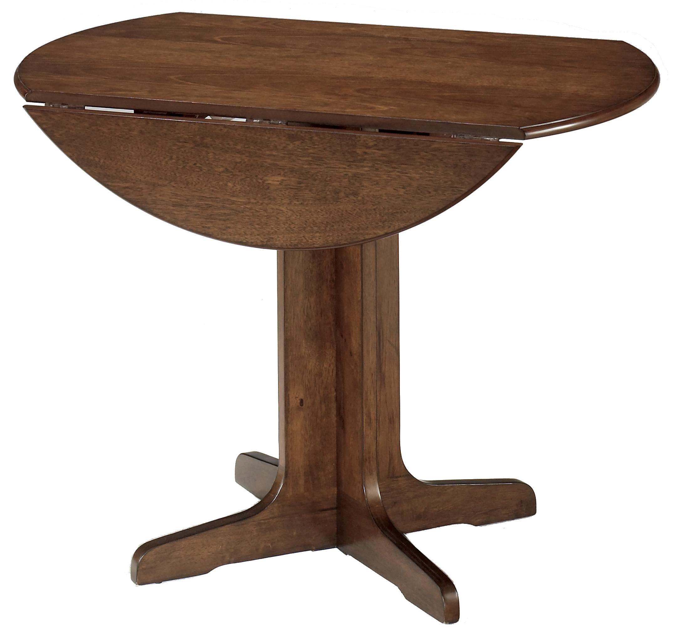 ashley furniture kitchen table and chairs ergonomic chair with lumbar support signature design by stuman round drop leaf