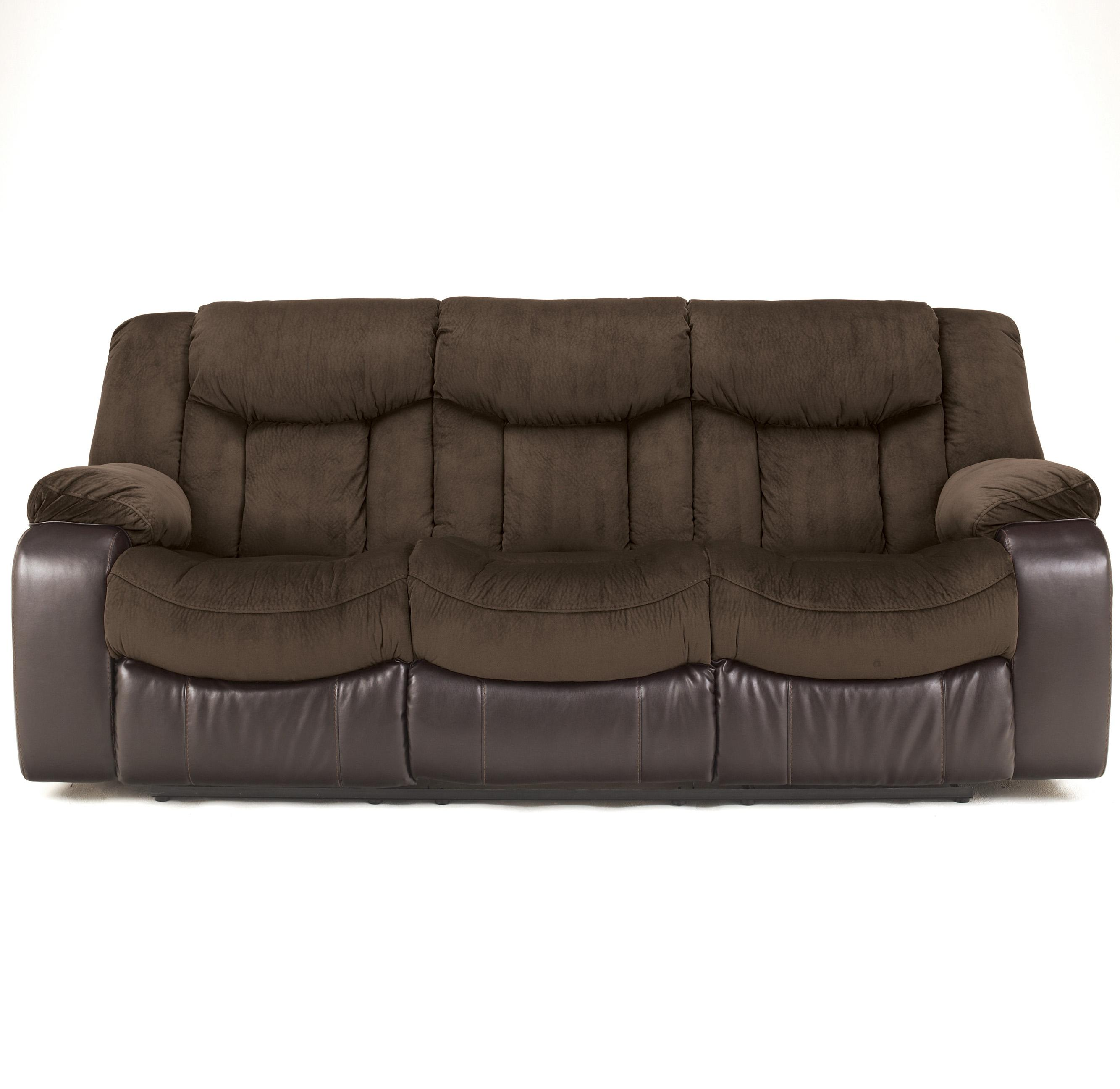 ashley sofa recliners best chair designs signature design by tafton java contemporary