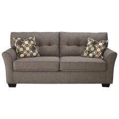 Ashley Furniture Modern Sofa Best Prices On Leather Sofas Signature Design By Tibbee 9910136 Contemporary