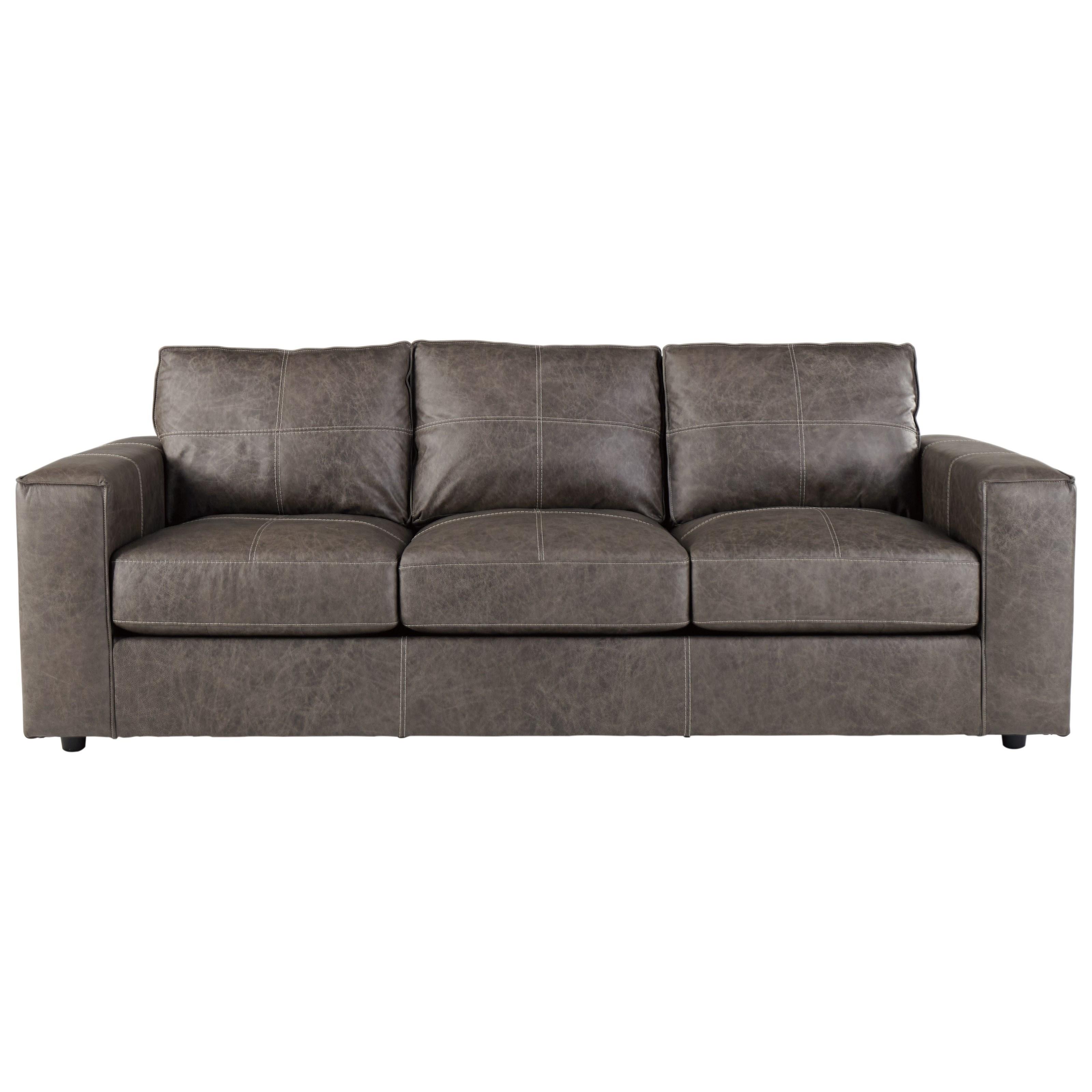 ashley furniture modern sofa pop up platform sleeper signature design by trembolt contemporary