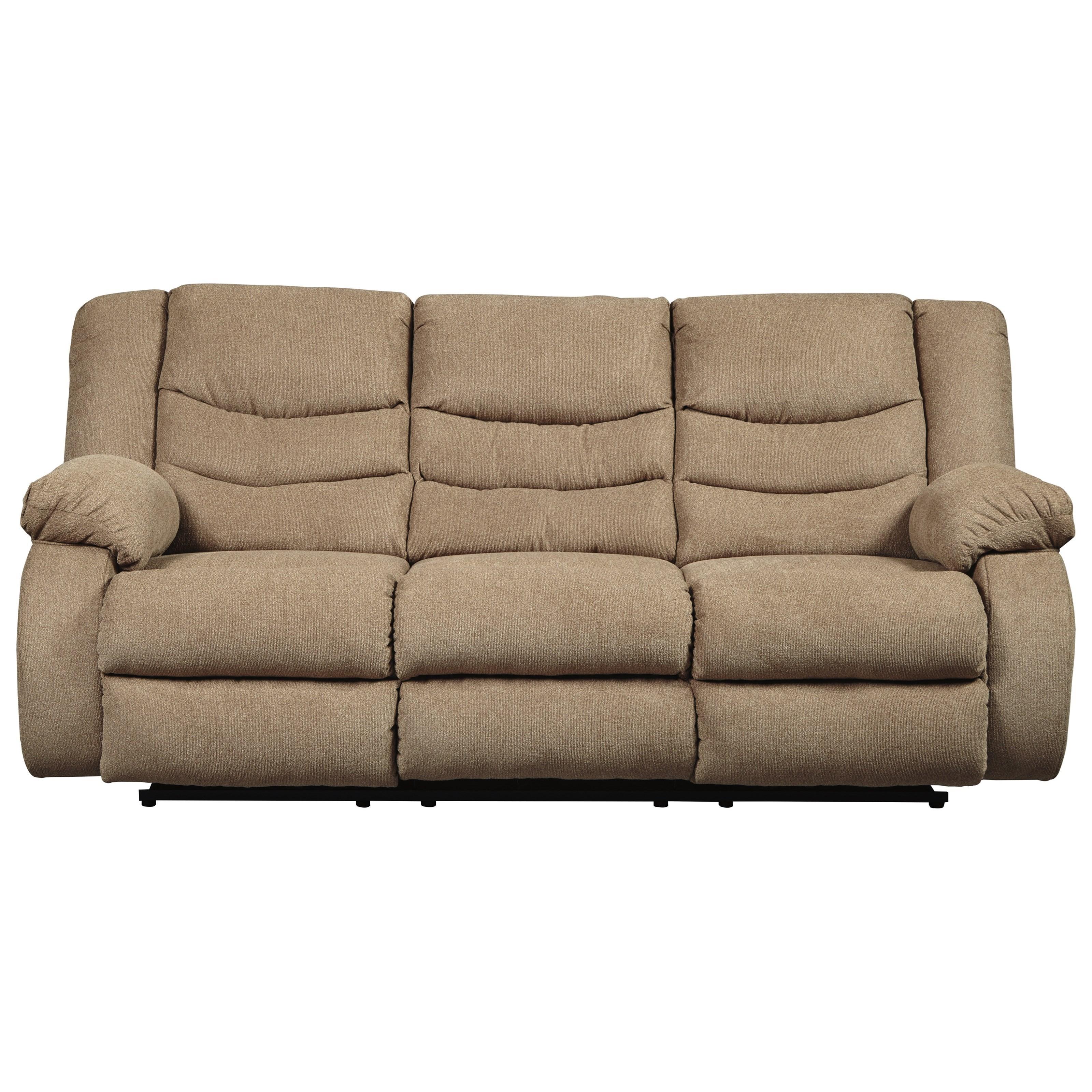 ashley sofa recliners crypton super fabric signature design by tulen contemporary reclining