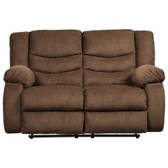 Ashley Sofa Recliners Brown Cover Uk Signature Design By Tulen 9860586 Contemporary