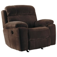 Massage Chair Headrest Recliner With Ottoman Nz Signature Design By Ashley Uhland 6480313 Power
