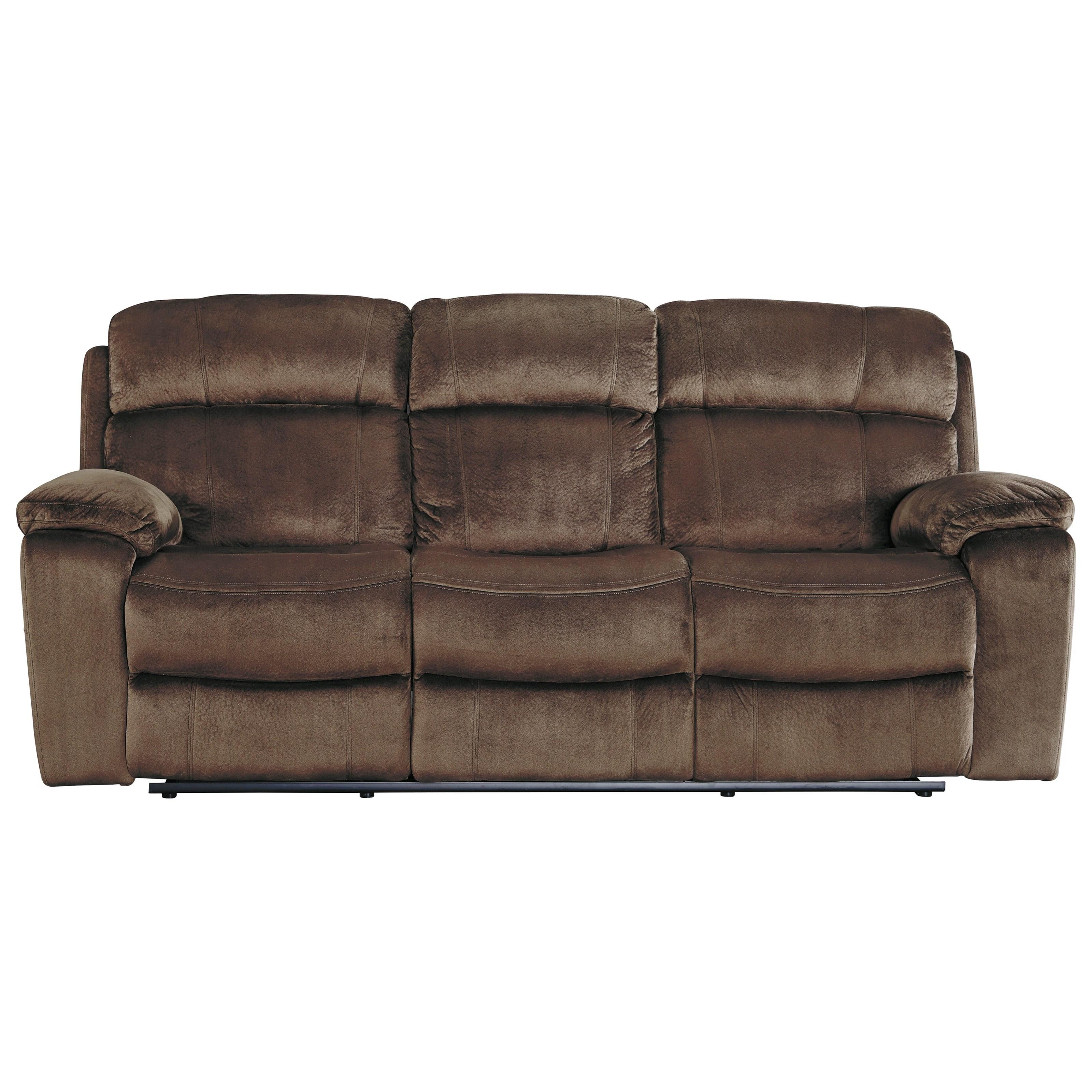ashley sofa recliners padding repair signature design by uhland 6480315 contemporary