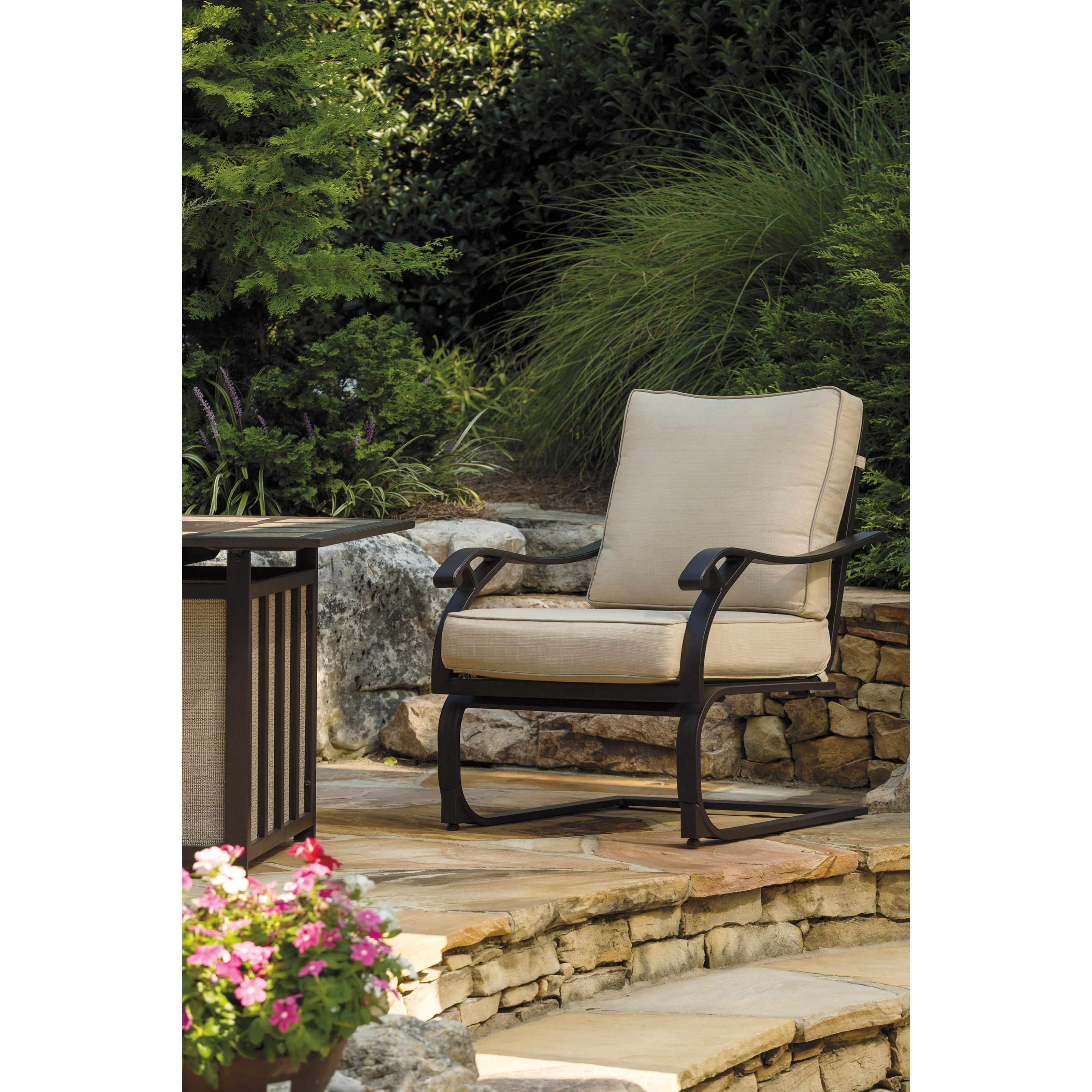 c spring patio chairs aeron chair signature design by ashley wandon p454 860 outdoor