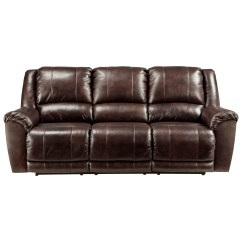 Ashley Furniture Leather Sofa Recliners Z Gallerie Pauline Reviews Reclining Signature Design By