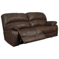 Modena 2 Seater Reclining Leather Sofa Broyhill Larissa Reviews Signature Design By Ashley Zavier 4290147 Seat