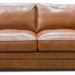 Chestnut Colored Leather Sofa Dual Reclining Rv Simon Li Stampede Simo J310 070 Sp0k 65