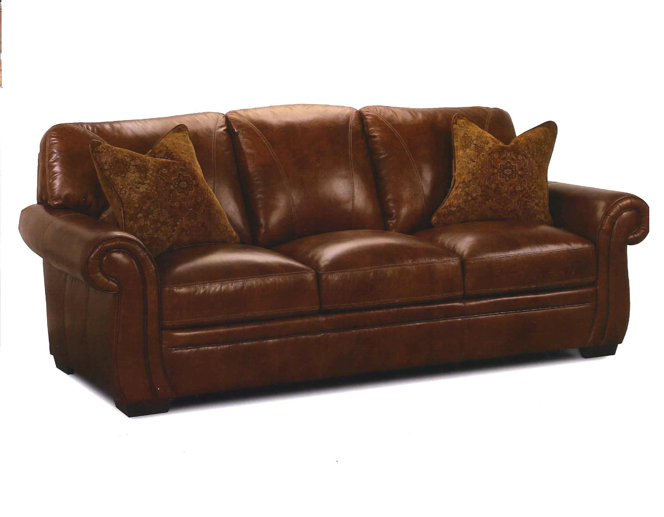 martino leather sofa wesley hall social all modern luxury fine home
