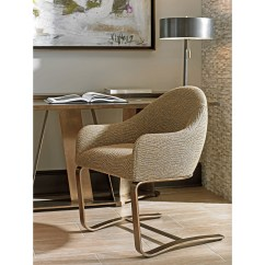 Chair Connected To Desk Swivel Gas Lift Sligh Cross Effect 190 438 Contemporary Upholstered