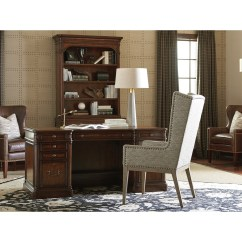 Leather Sofa Richmond Hill Bed Sale New York City Sligh Morgan Executive Desk With Faux