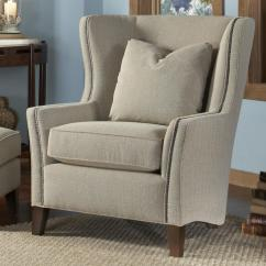 Contemporary Accent Chairs With Arms 2 X 4 Rocking Chair Smith Brothers And Ottomans Sb 825 30