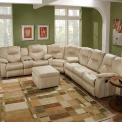 Sofa Southern Motion Fairmont Avalon Three Piece Sectional With
