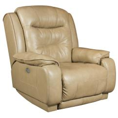 Crescent Power Sofa Recliner With Headrest Cabin Southern Motion 2874p Wall Hugger