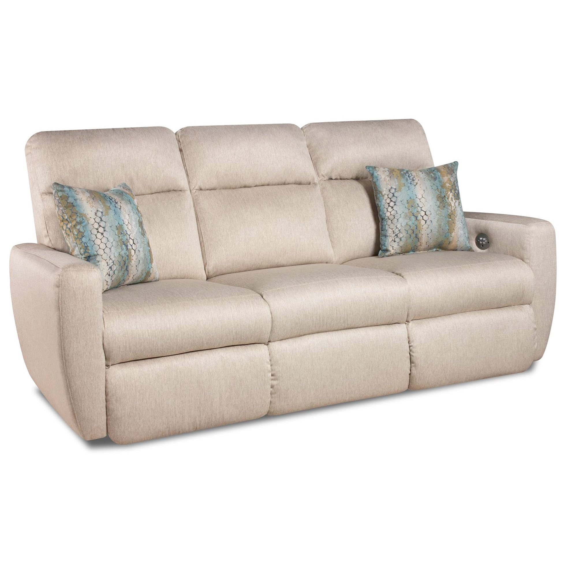 sofa southern motion plastic wrap knock out 865 62p double reclining