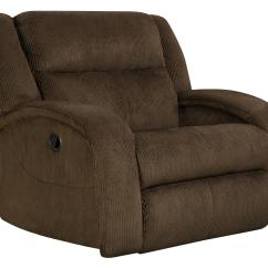 Reclining Chair And A Half Swivel With Ottoman Southern Motion Maverick 550 00 Recliner