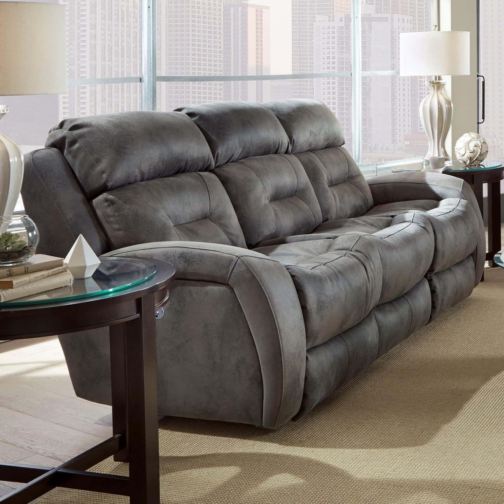 sofa southern motion leather cleaning services houston showcase double reclining with power