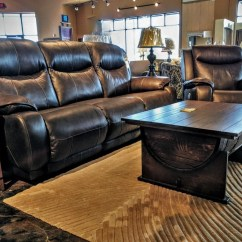 Southern Motion Velocity Reclining Sofa Where To Put A Table With 3 Recliners