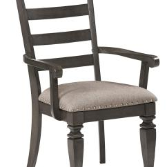 Dining Chairs Canada Upholstered Yellow And Grey Chair Cushions Standard Furniture Garrison 14905 Traditional