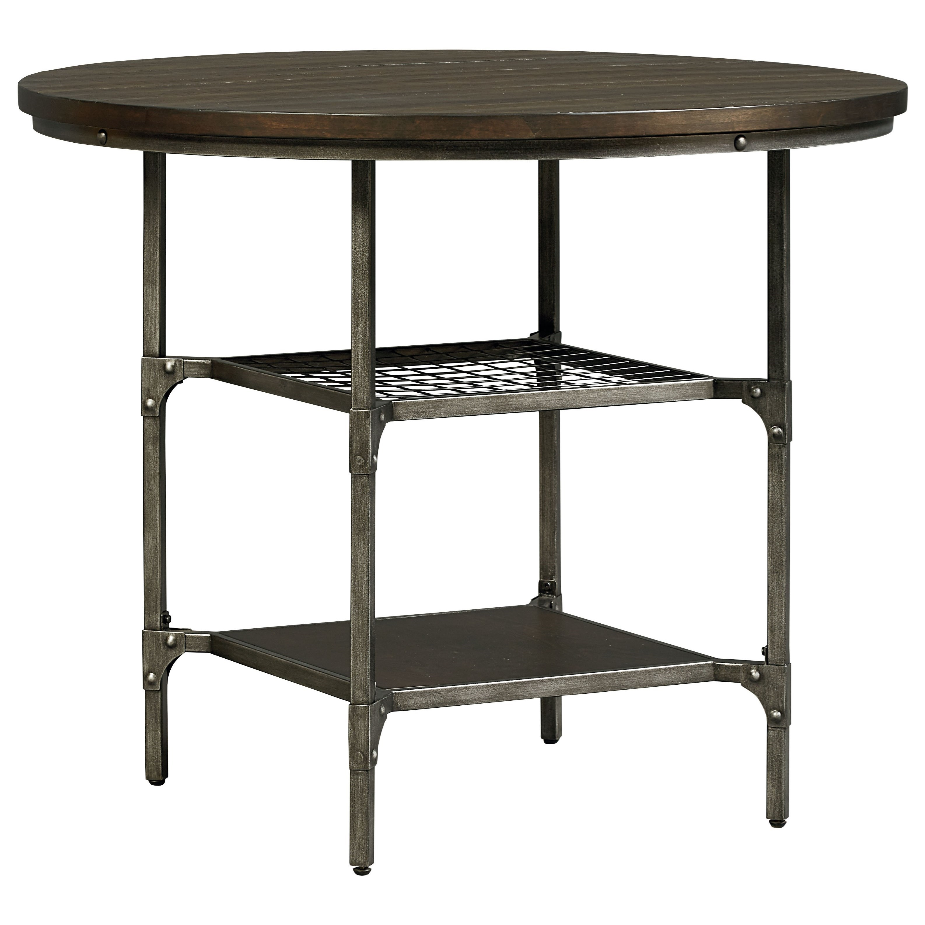 pub height chairs dining room tables with and bench standard furniture montvale rustic bar set