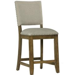 Chair Standard Height Tall Back Office Chairs Furniture Omaha Grey Counter Bar Stool
