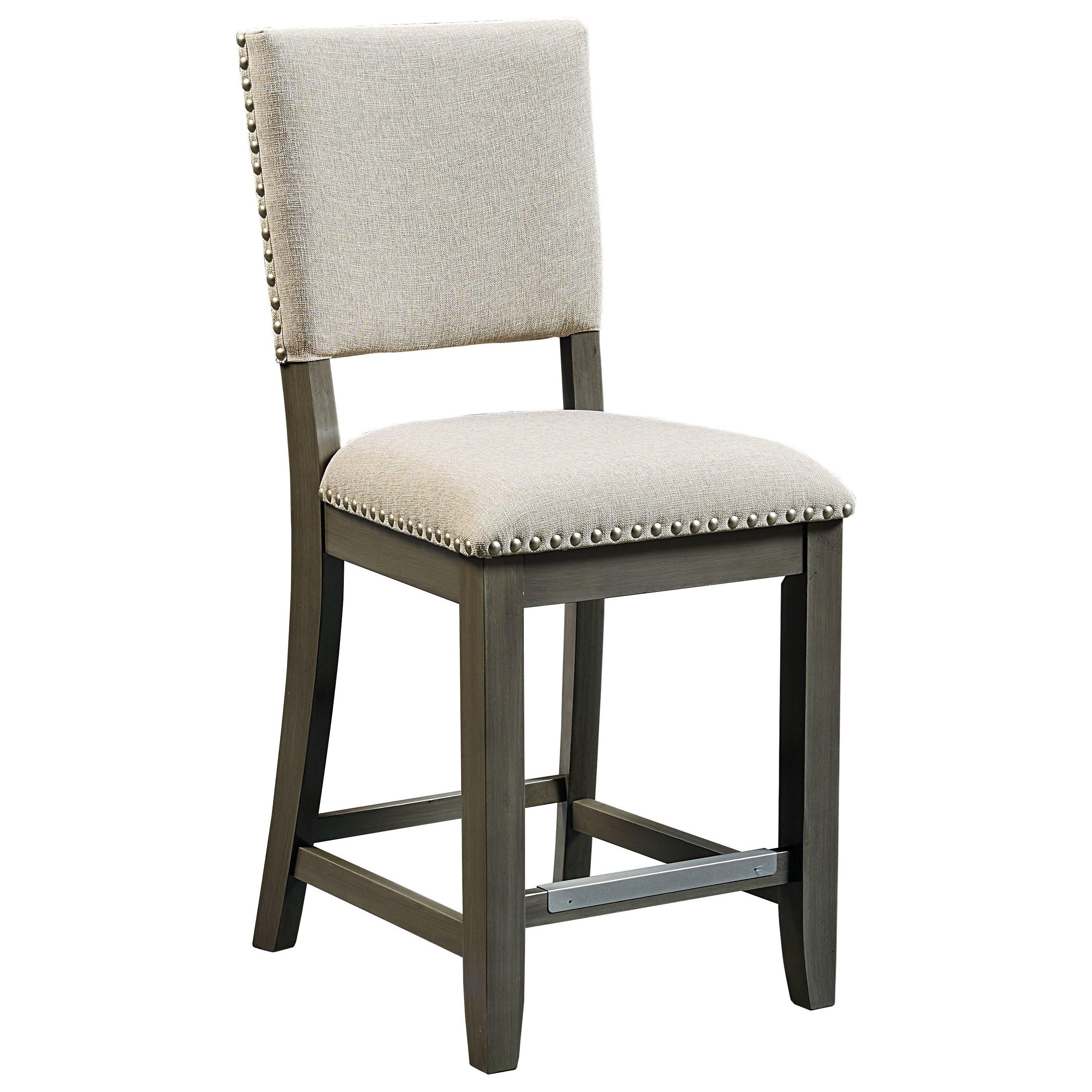 bar stool chair grey ergonomic jakarta standard furniture omaha counter height