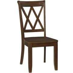 Chair Standards Wicker With Ottoman Standard Furniture Vintage Dining Side X Back