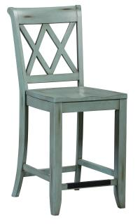 Standard Furniture Vintage Vanilla Counter Height Stool