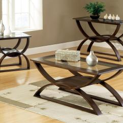Steve Silver Dylan Sofa Table Factory Shop Johannesburg With Curved Base Olinde 39s