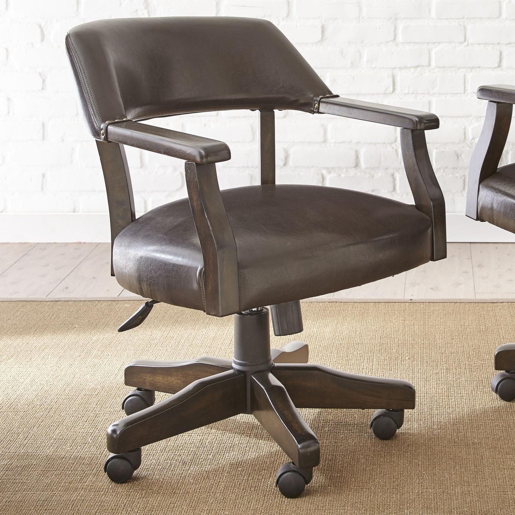 Steve Silver Ruby Arm Chair with Nailhead Trim