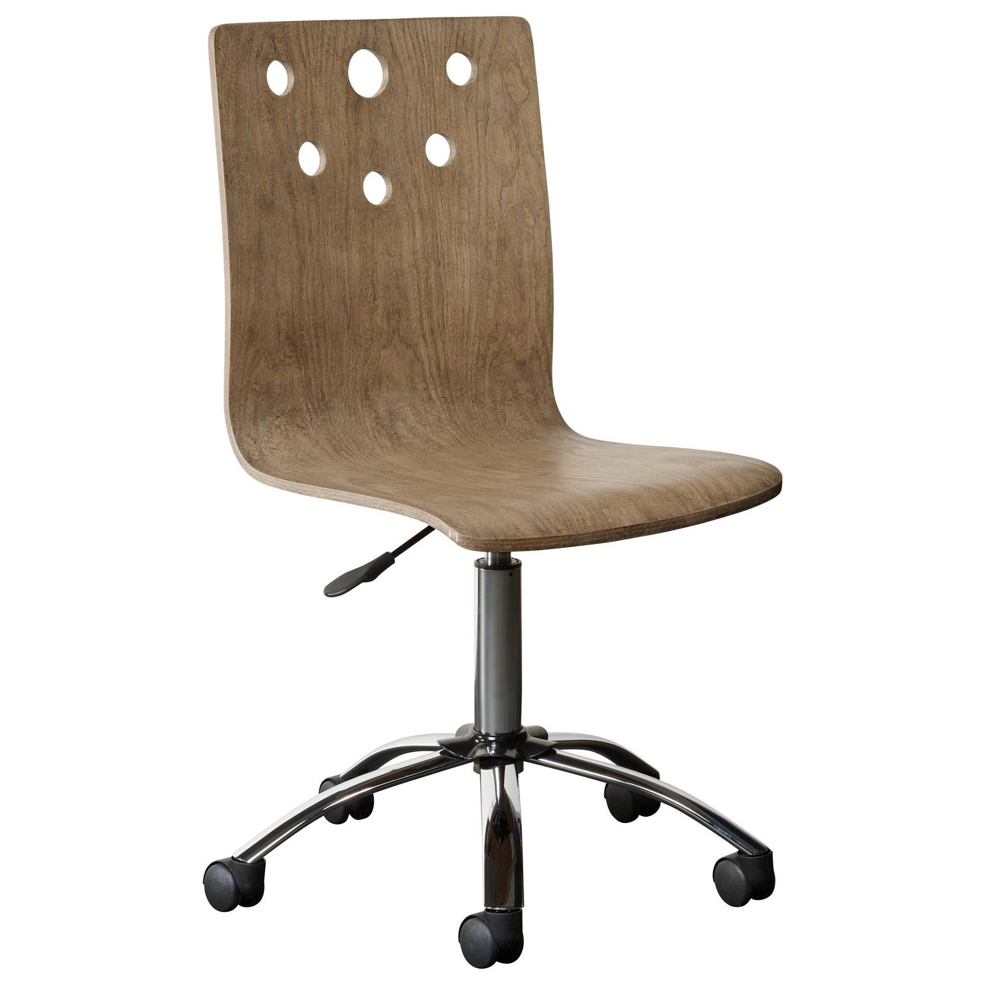 Driftwood Chair Stone And Leigh Furniture Driftwood Park Desk Chair