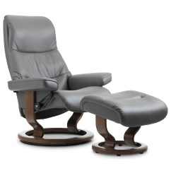 Stressless Chair Repair Parts Rope Bottom View Small Reclining And Ottoman With