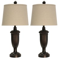 StyleCraft Lamps L3212783 Molded Table Lamps | Hudson's ...
