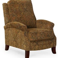 Synergy Recliner Chair Padded Dining Room Chairs Home Furnishings 1267 86 3 Way Push Back