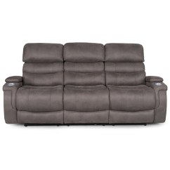 Power Reclining Sofa With Cup Holders Brand Name Sofas Sarah Randolph Designs 494