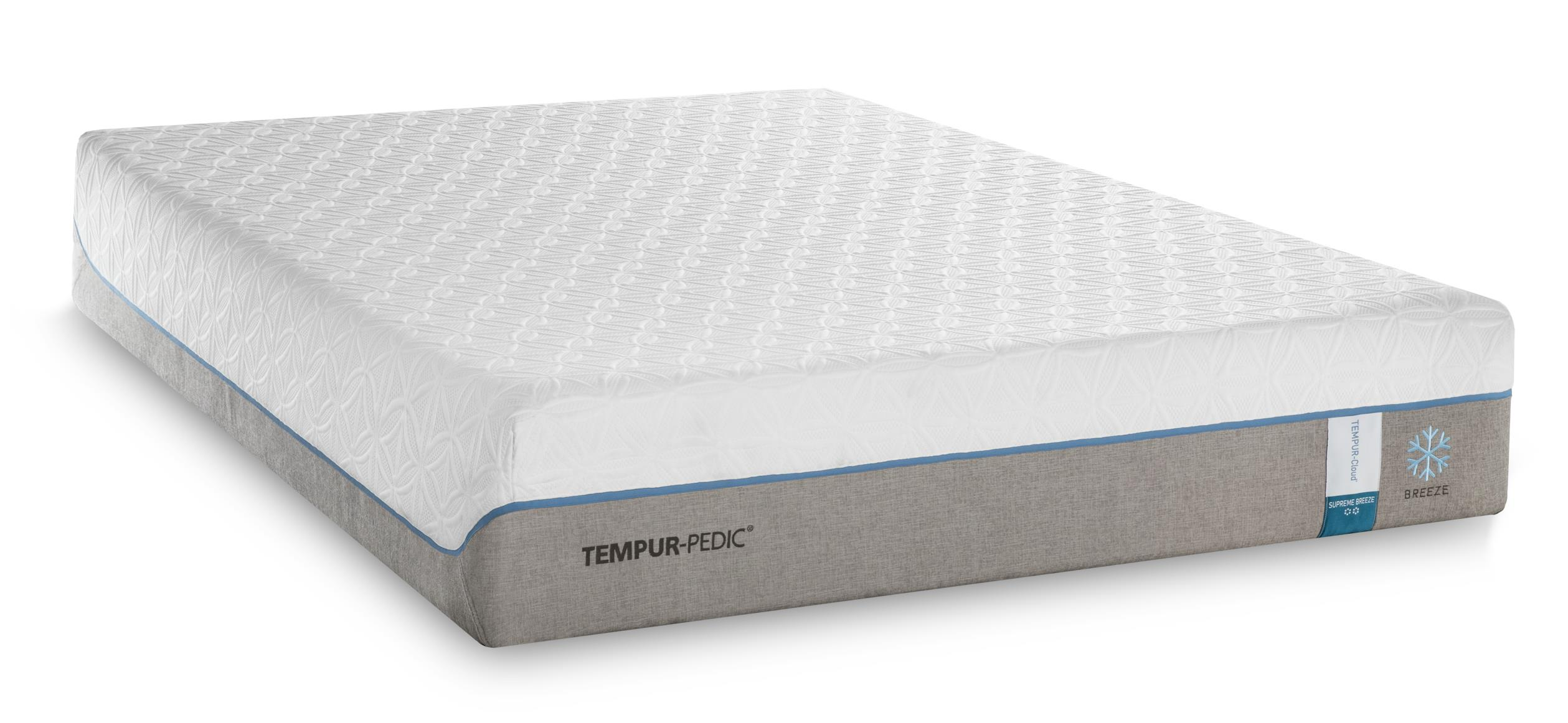 tempur sofa designer sleeper pedic cloud supreme breeze 2 split king