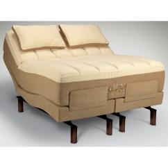Tempur Sofa How To Make A Sleeper Comfortable Pedic The Grandbed King Medium Soft Mattress And