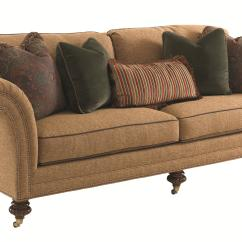 Sofa Legs With Br Castors Denver Sofasaet Tommy Bahama Home Landara 7719 33 Southport