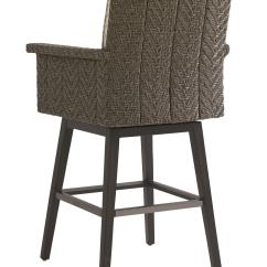 Blue Bistro Chairs Q5 Ergonomic Chair Tommy Bahama Outdoor Living Olive High Table