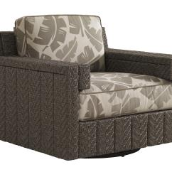 Blue Glider Chair Rocker Recliner Tommy Bahama Outdoor Living Olive Swivel