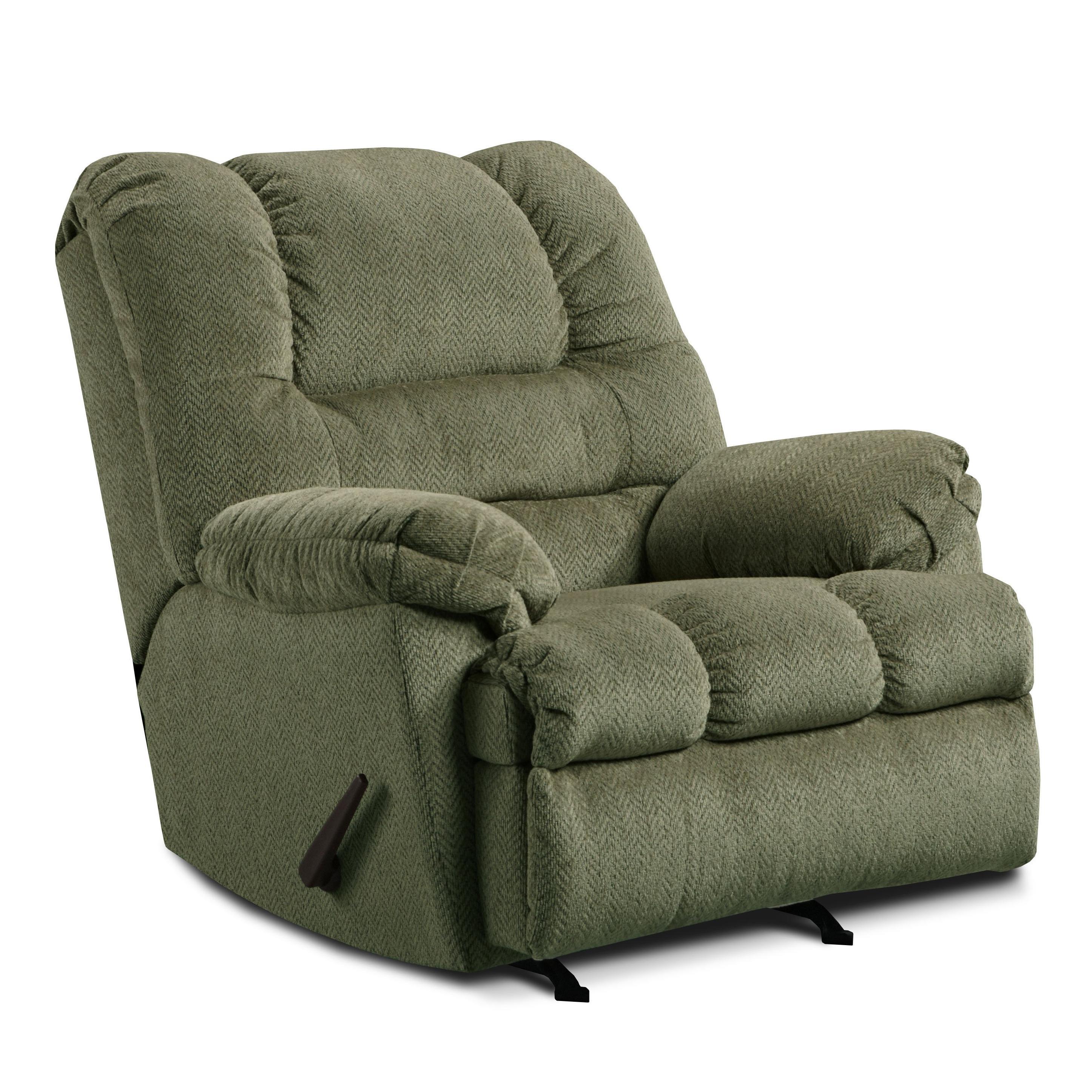 United Furniture Industries 600 600ROCKERRECLINER Casual