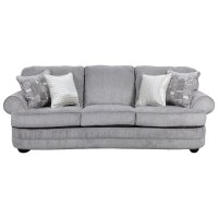 Simmons Upholstery 9255BR Transitional Sofa | Royal ...