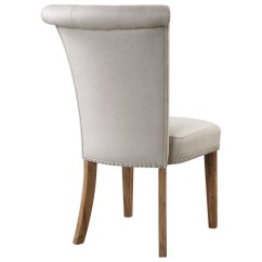 Accent Dining Chairs How To A Bean Bag Chair Uttermost Furniture 23374 Lucasse Oatmeal