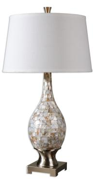 Uttermost Lamps Madre Mosaic Tile Lamp | Dream Home ...
