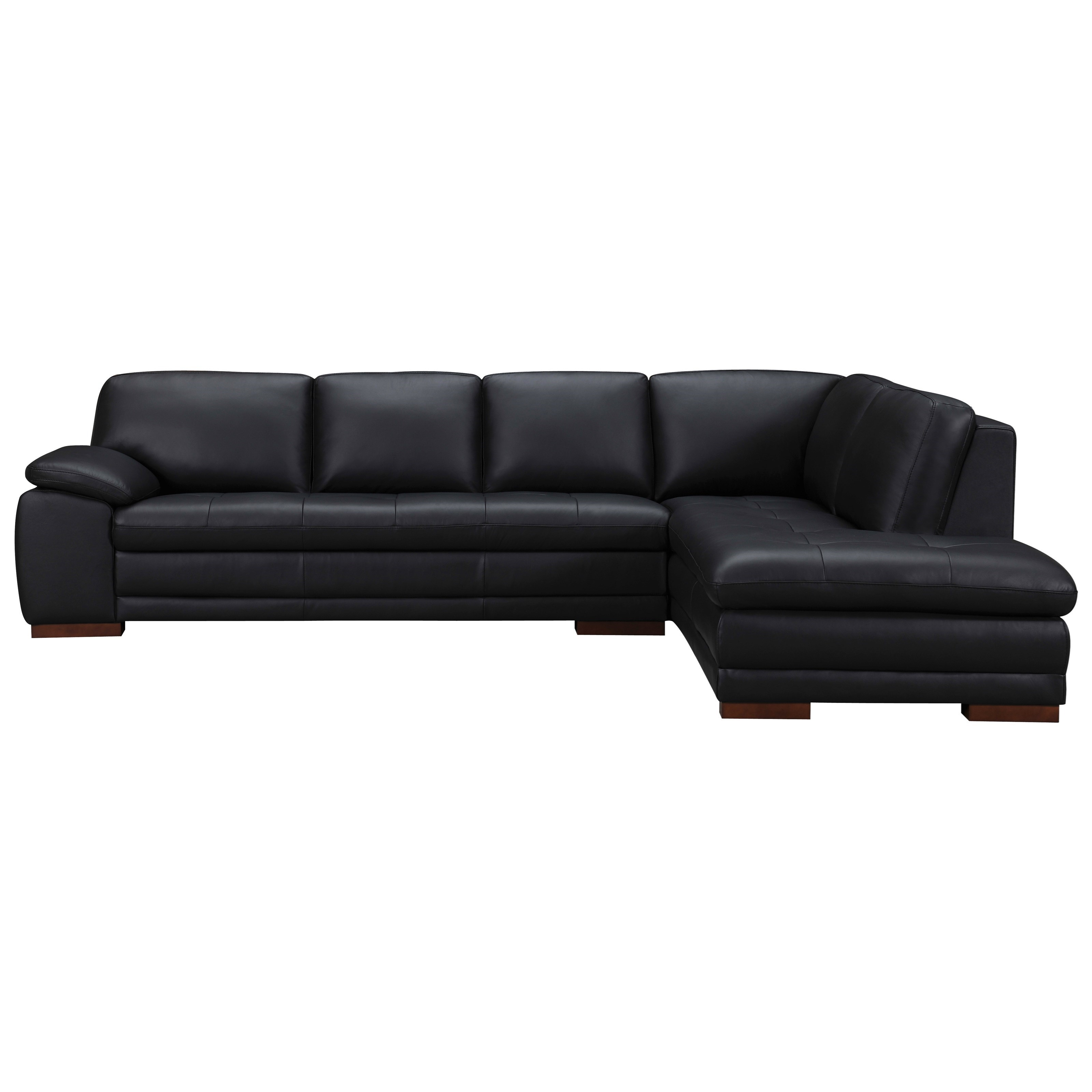violino leather sofa stockists ekeskog dimensions 5038 casual two piece sectional bennett 39s