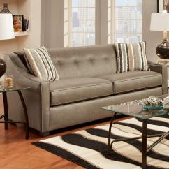 Pewter Sofa Bed 3 Seater Dimensions  Thesofa