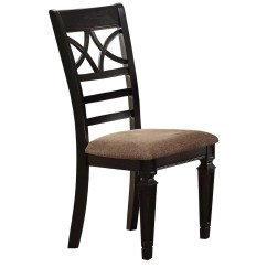 X Back Chairs Oslo Winners Only Arlington Side Chair With Upholstered