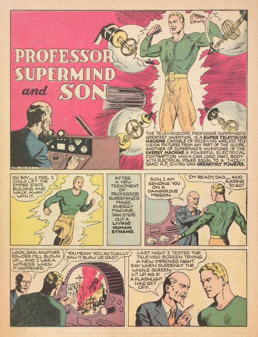 Comic Book Cover For Popular Comics #63